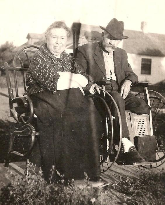 Mary and Ed Whiting