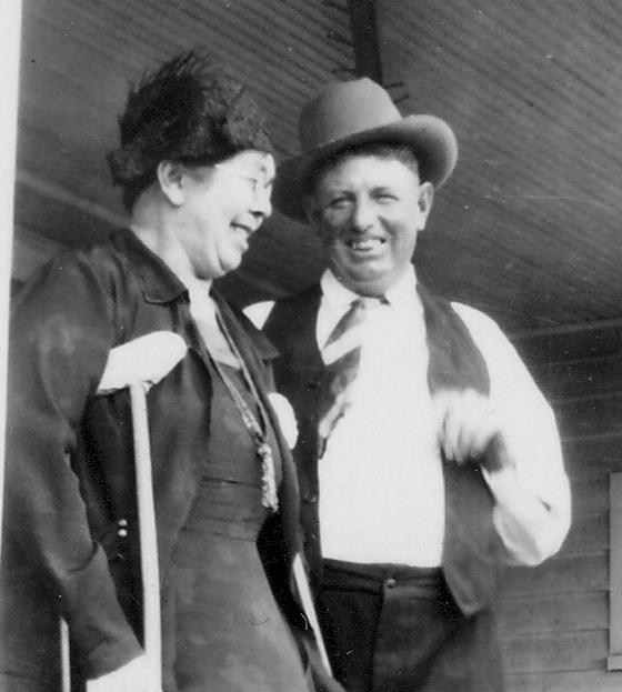 Hattie and Will
