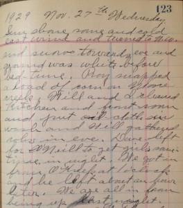 November 27, 1929