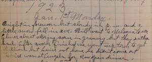 January 1, 1923