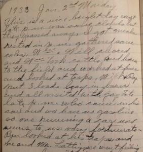 January 2, 1933