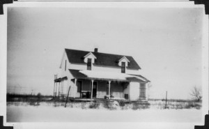 Whitcher House, Feb. 15, 1933