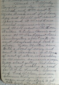 March 13, 1933