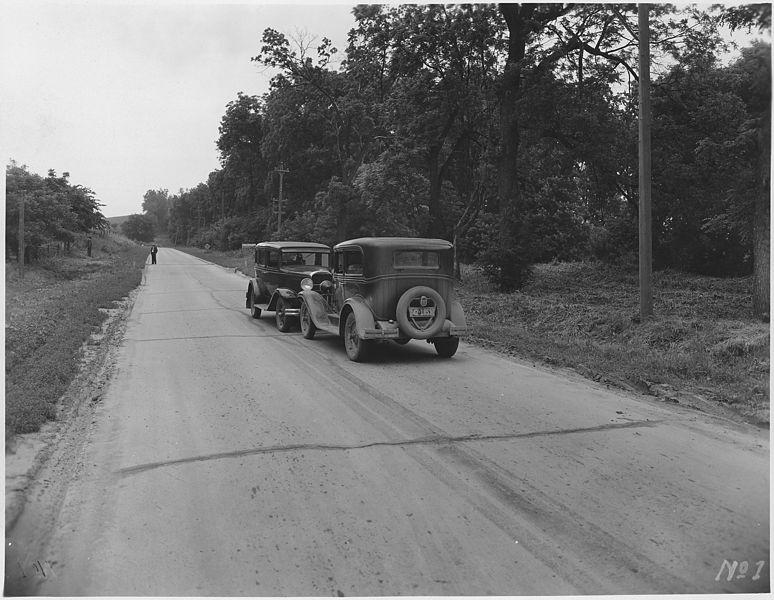 Photo, Rural South Dakota, 1932 (National Archives)